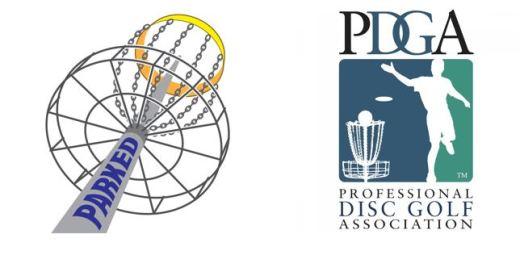 Parked and PDGA Logos