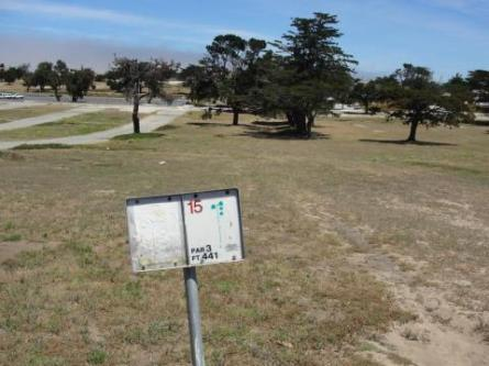 empty-disc-golf-course