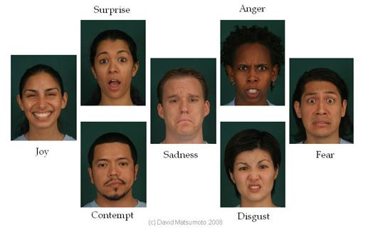 facial-expression-of-seven-emotions