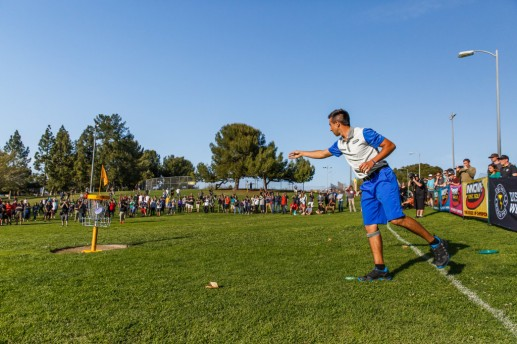 Paul McBeth (photo source: Ultiworld Disc Golf)