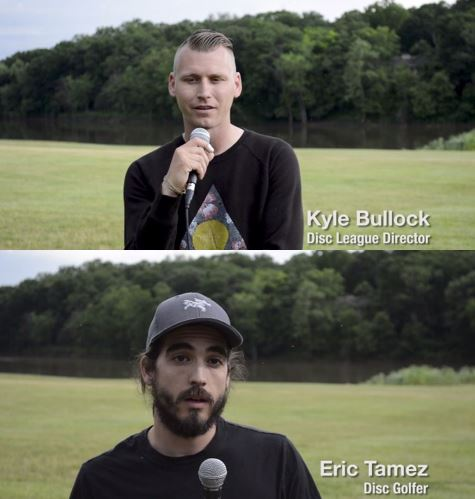 Kyle and Eric