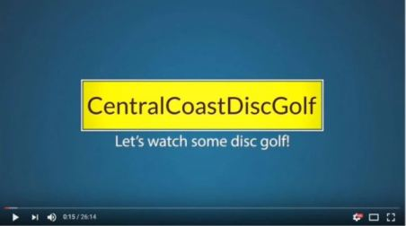 Central Coast Disc Golf