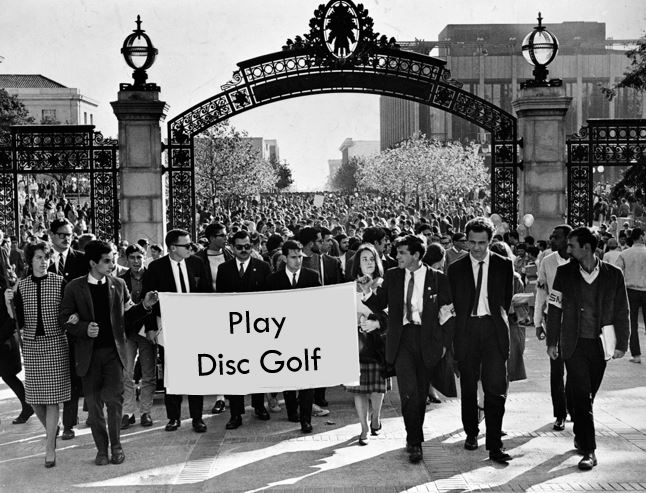 Disc golf social movement 2