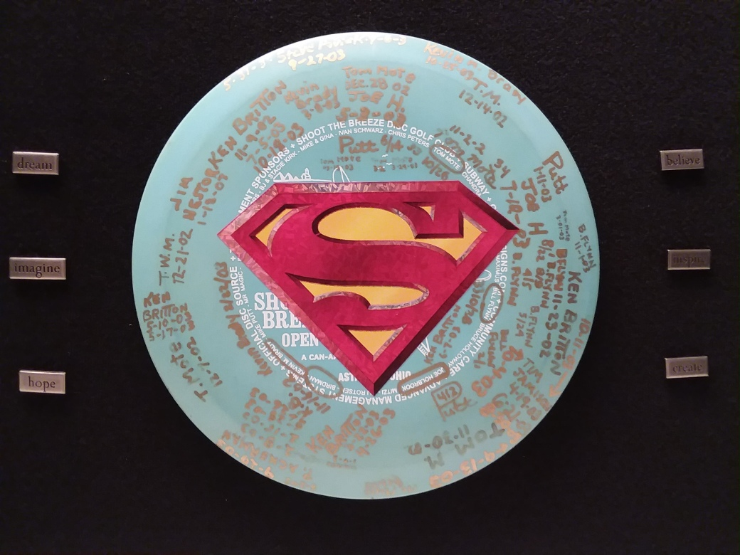 First superman disc