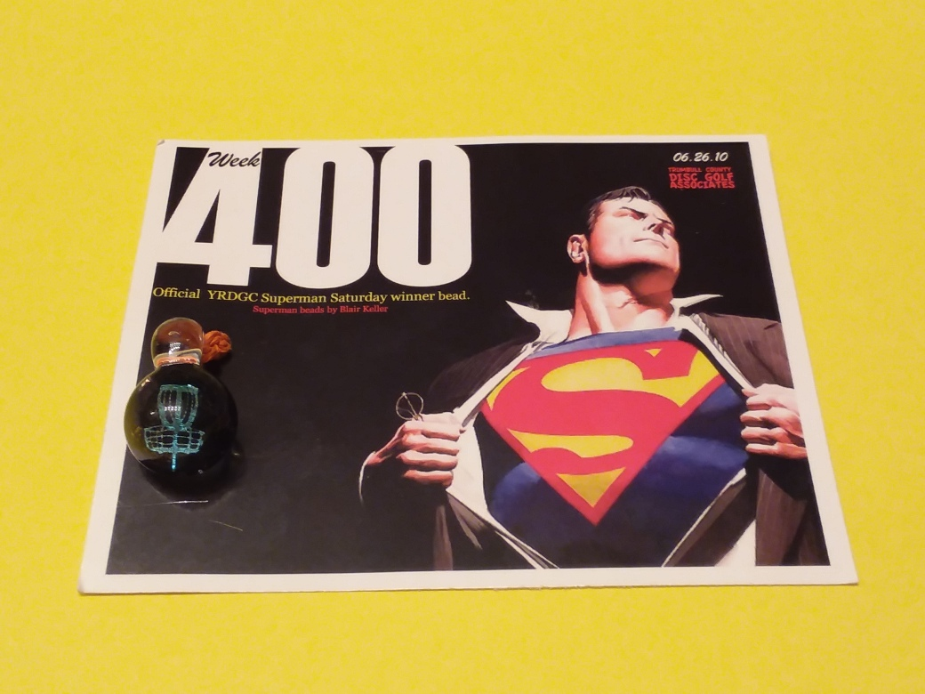 Week 400 superman